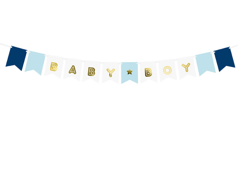 Baner Baby Boy, 15x160